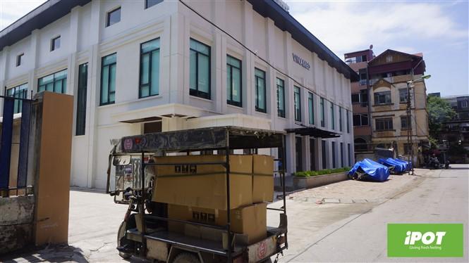 Giao hàng tại Tổng công ty Thiết bị Y tế Việt Nam Vinamed